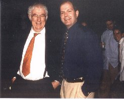 Michael and Seamus Heaney